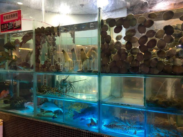 Hong Kong Food Market Website